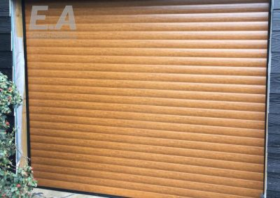 Roller Doors by E.A. Garage Doors