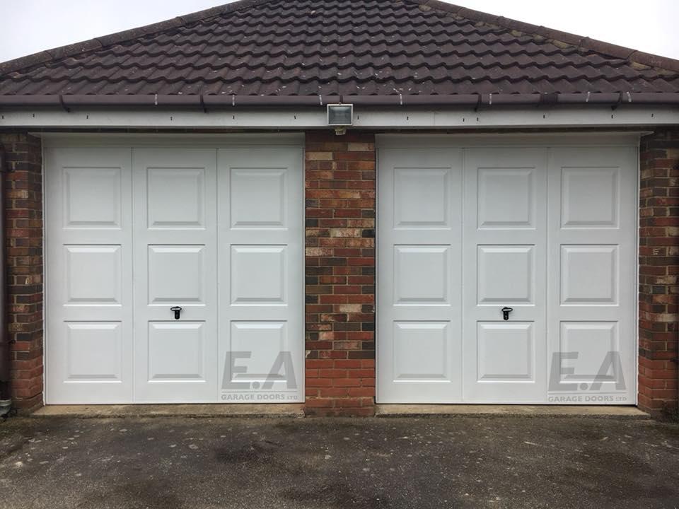 Garage Doors Our Work Repairs Amp Installations Ea