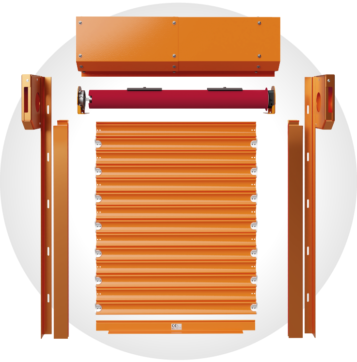 Fire Protection Shutter