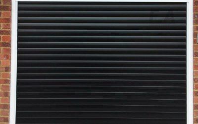 Would a roller garage door option suit your home?