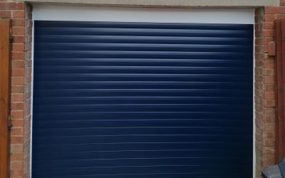 New Garage Door – Alarmed, insulated, remote controlled, low maintenance, Secure by design