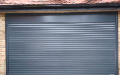 Garage is now secure…