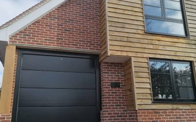 Check out our sectional garage door range